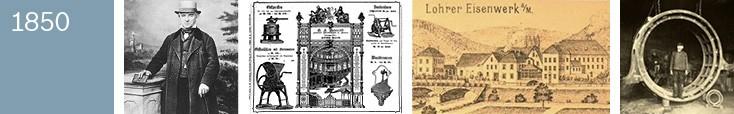 Storia 1850