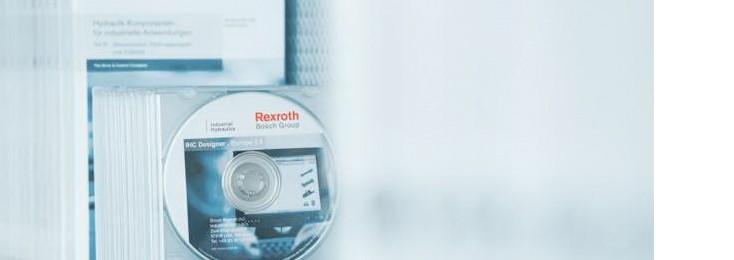 Documentazione e manuali dell'utente di Rexroth