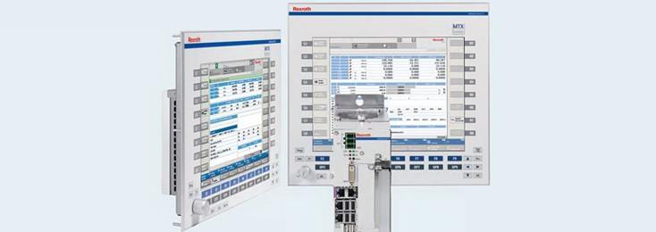 IndraMotion MTX advanced per macchine utensili ad asportazione di truciolo