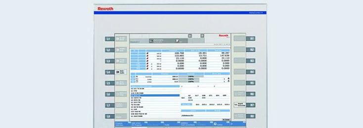 IndraMotion MTX standard per macchine utensili ad asportazione di truciolo di Bosch Rexroth