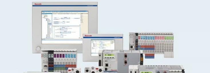 Soluzioni PLC per macchine utensili ad asportazione di truciolo di Bosch Rexroth