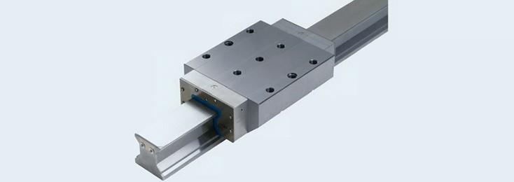 Tecnologia lineare delle guide a rulli per macchine utensili ad asportazione di truciolo
