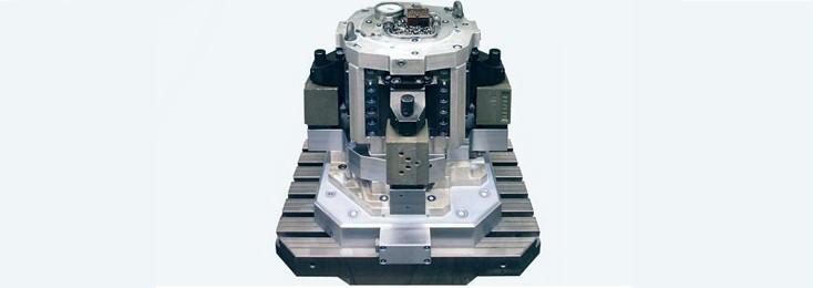 Soluzioni idrauliche di serraggio per macchine utensili ad asportazione di truciolo