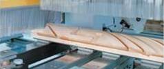 Lavorazione del legno con le macchine utensili ad asportazione di truciolo di Bosch Rexroth