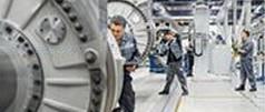 Sicurezza con le macchine utensili ad asportazione di truciolo di Bosch Rexroth