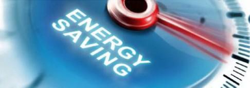 Selettore che indica il risparmio energetico e l'efficienza energetica di Bosch Rexroth