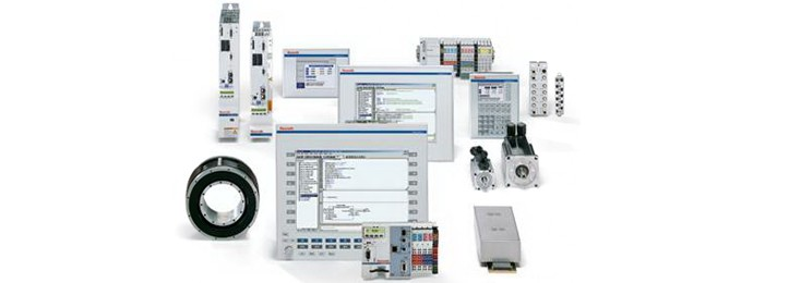 di comando e gli azionamenti elettrici Rexroth per le macchine di lavorazione e imballaggio