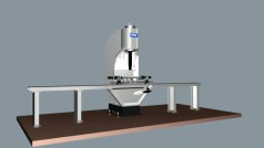 Collaborazione con MAE per la progettazione di una macchina raddrizzatrice