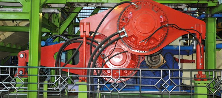 Produzione di zucchero con i motori CBM