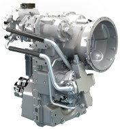 The HVT-R2 continuously variable transmission.