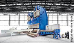 Reliable control blocks for the world's largest press brake
