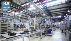 Chinese Industry 4.0 production line increases quality