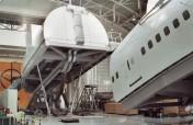 Simulator for Lufthansa to train cabin crew