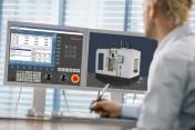 Con Rexroth MTX micro Trainer, gli utenti possono ora simulare il sistema di controllo CNC IndraMoti