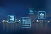 Una soluzione sicura per informazioni preziose: l'IoT Gateway collega macchine nuove ed esistenti al