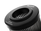 La nuova tecnologia di filtrazione Bosch Rexroth utilizza un avanzato design costruttivo a 6 livelli