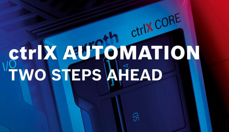 ctrlX AUTOMATION