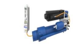 Attuatore idraulico autonomo