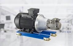 Unità motore-pompa