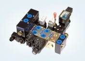 Compact Bankable Directional Valves
