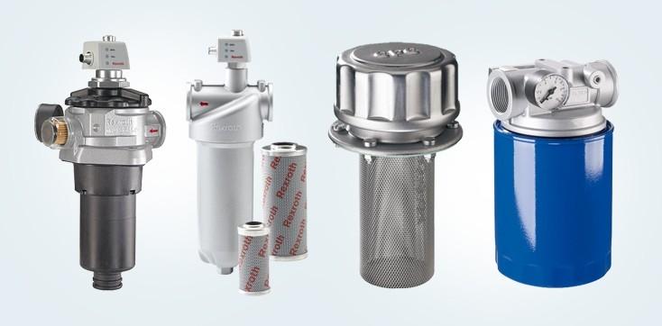 Filtri per idraulica mobile